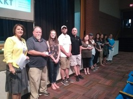 2018 Site Teacher of the Year Recognition