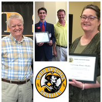 August 2018 Board Recognitions