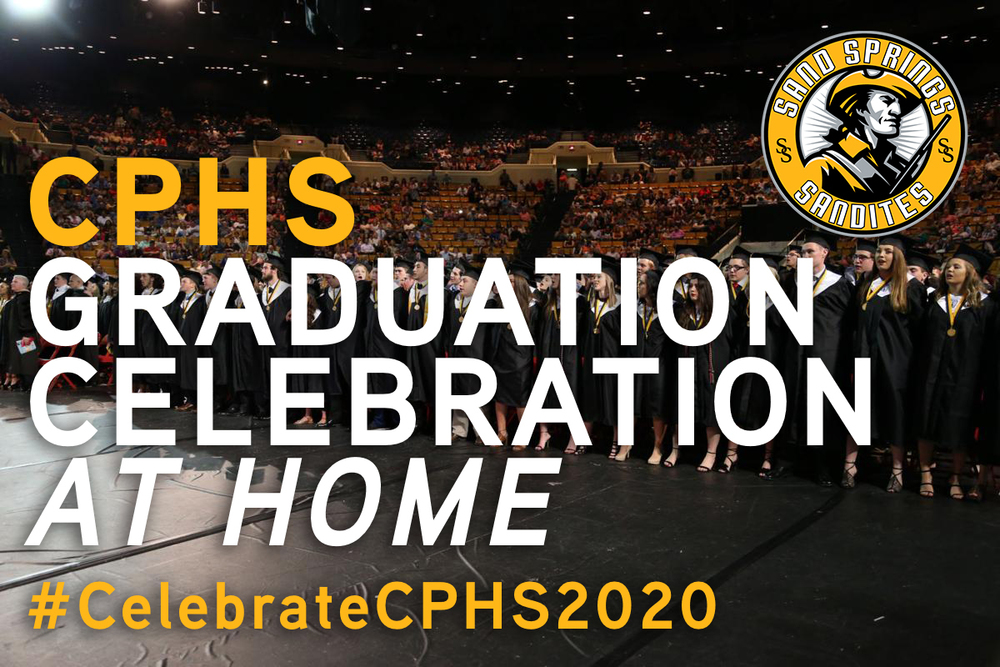 Celebrate CPHS Class of 2020 on May 16