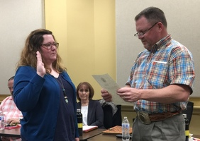 School Board Adds New Member