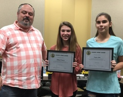 Students Recognized for Community Contributions