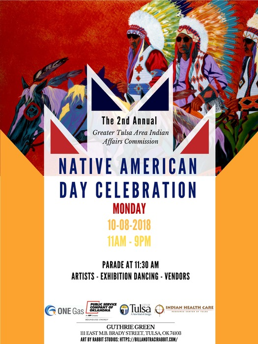 Native American Day Celebration